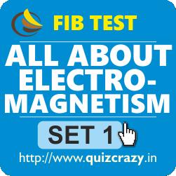 All About Electromagnetism FIB Test Set 1