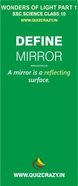 Define Mirror