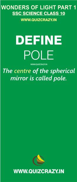 Define Pole