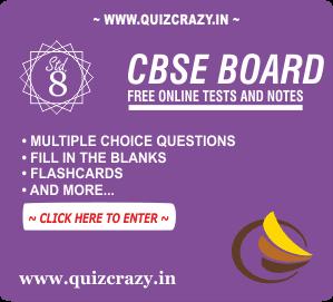 CBSE Board Class 8