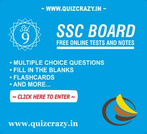 SSC Board Class 9